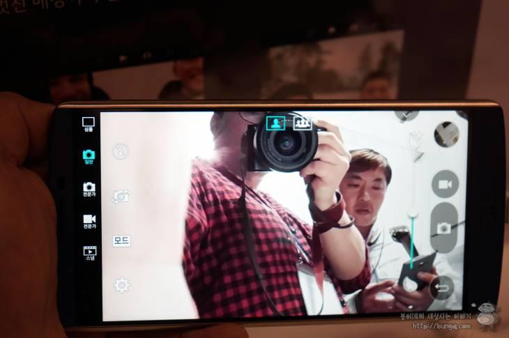 lg v10, lg, v10, 카메라, 기능, ui, ux, 특징, 듀얼카메라
