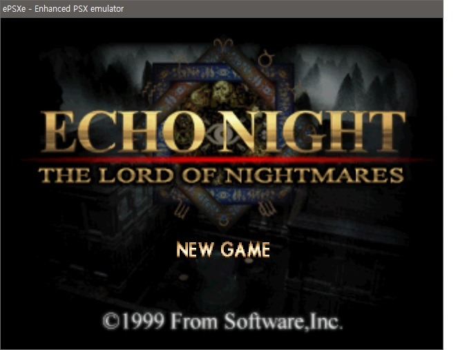 Echo Night 2 - The Lord of Nightmares