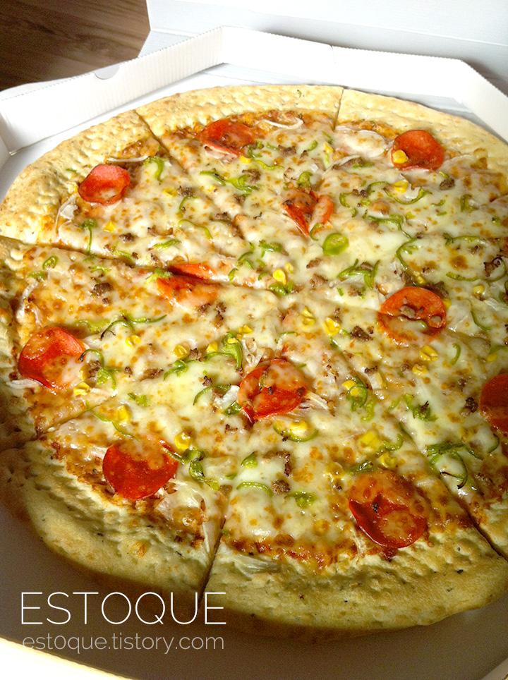 홈플러스 18인치 피자 - 컴비네이션