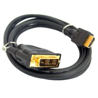 HDMI-DVI 변환 케이블