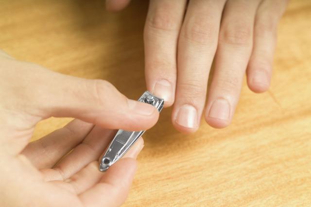 손톱 건강방법