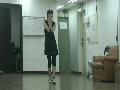이현지, 쵸콜렛 댄스 쌩얼연습 동영상