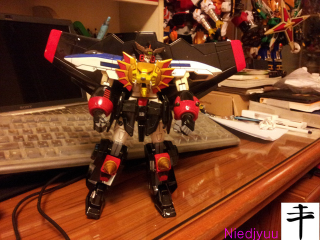 Gaogaigar_Standing Pause