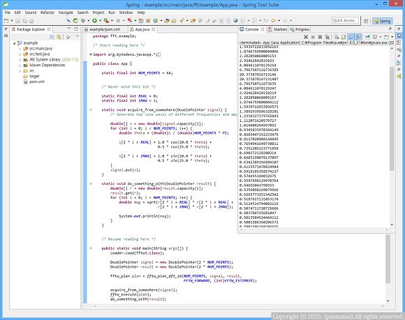 FFT DFT java example 이론 정리와 java 예제 코드 구성 > 일상