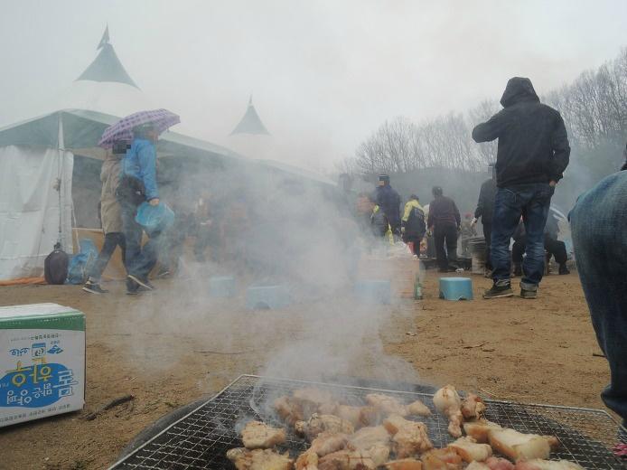 양평 산수유한우축제