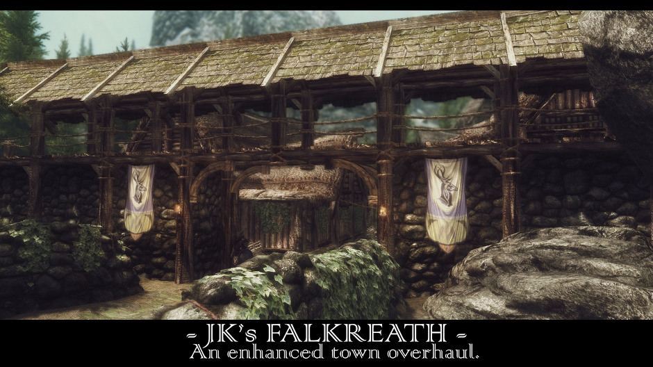 how to build a house in skyrim creation kit