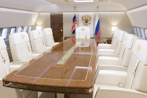 러시아 대통령 전용기 Борт № 1
