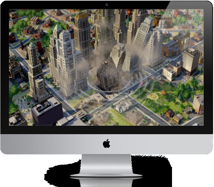 맥용 심시티(Simcity), 오는 6월 11일에 전격 발매!