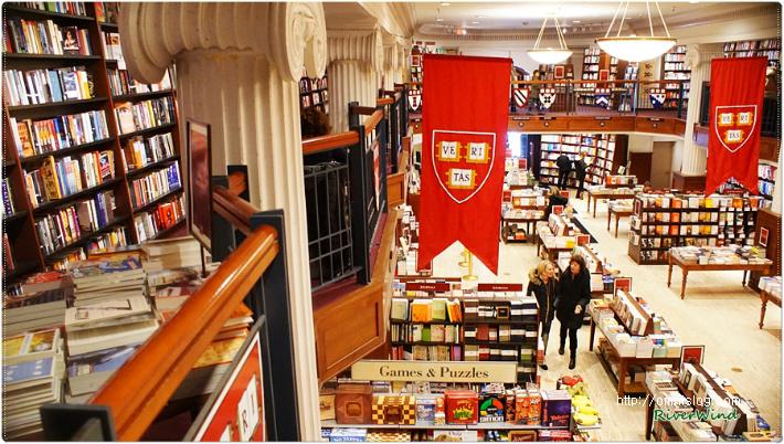 하버드 서점-Harvard Book Store