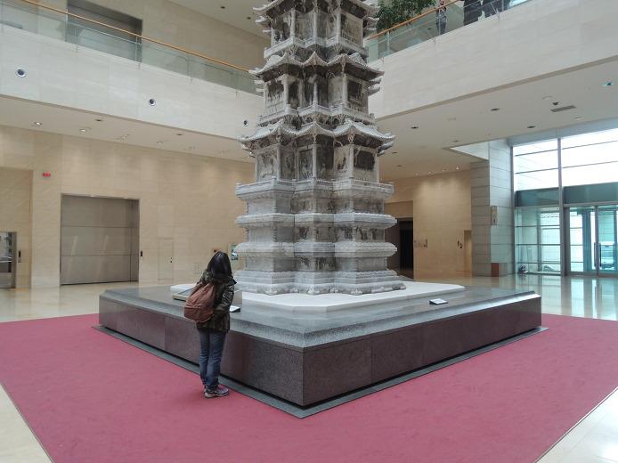 서울관광명소 국립중앙박물관