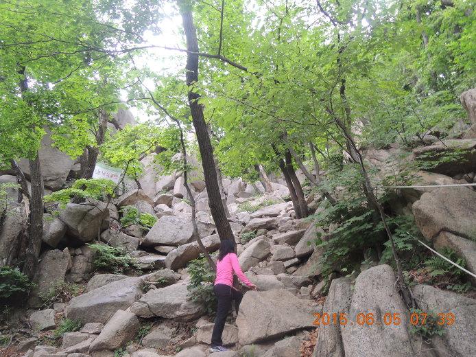 100대명산 도봉산 등산코스