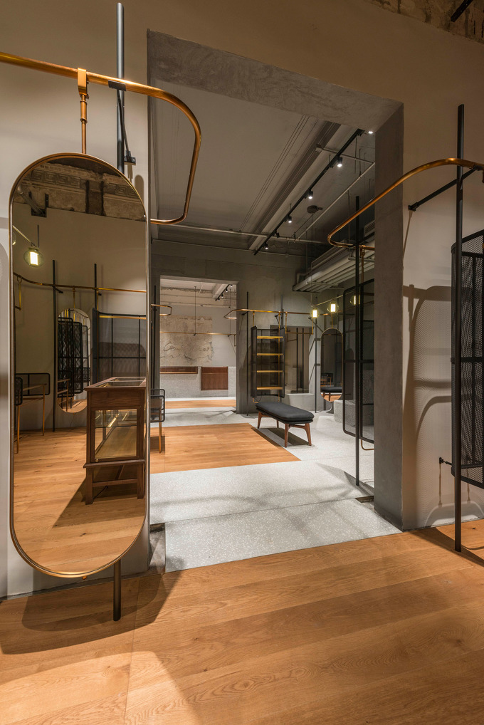 Neri Amp Hu Flagship Store For Comme Moi In Shanghai