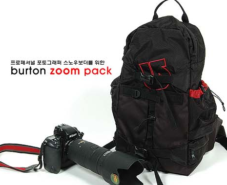 burton zoom pack 29L