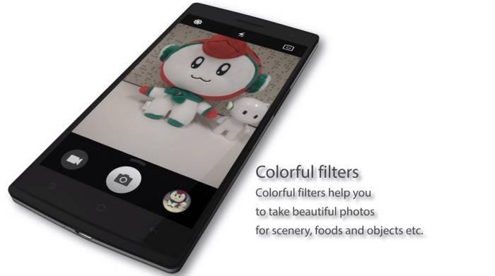 oppo, colorOS, 오포,  컬러OS, 2.1.1, 프리뷰, 카메라, 필터