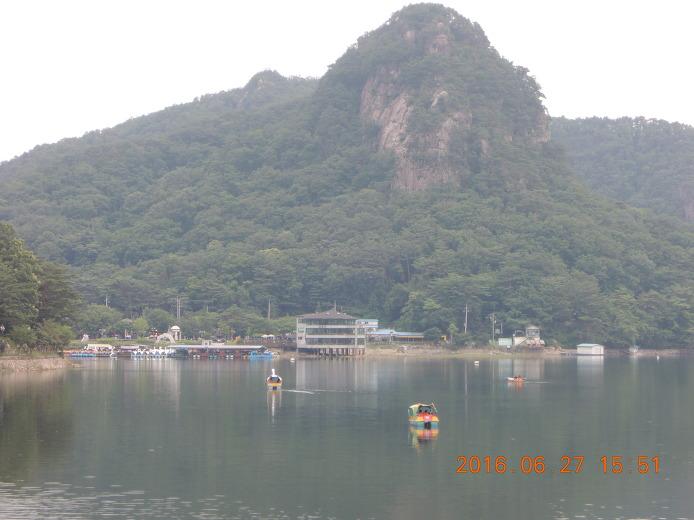 포천 여행지 볼거리 산정호수