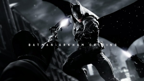 Batman Arkham Origins 게임 비쥬얼