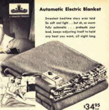 전기장판의 발명 역사