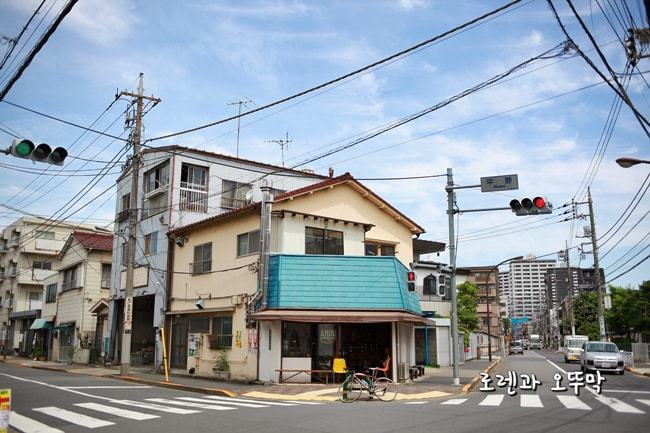 도쿄 키요스미시라카와 카페거리를 찾아서10