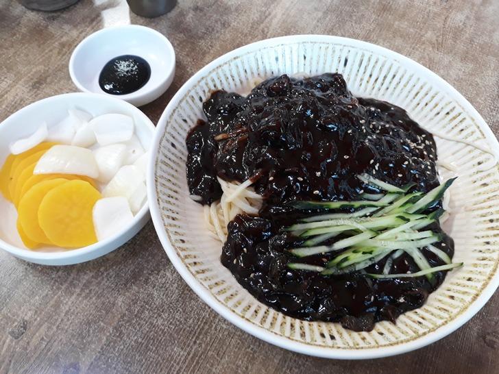 [청도맛집]수타큰손짜장 - 추억돋는 쫄깃한 옛날식 수타 짜장 맛집