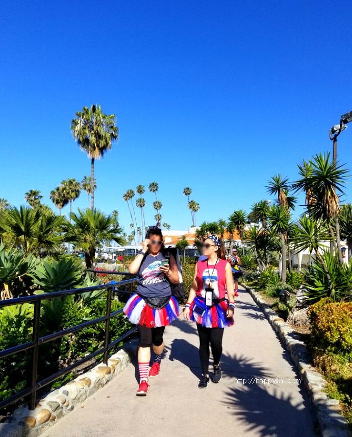 절벽의 멋진 뷰를 자랑하는 라구나 비치 [LA 여행/ 캘리포니아 여행/ 엘에이 바닷가/ Laguna Beach]2