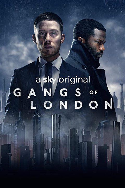 [미드] 갱스 오브 런던 GANGS OF LONDON S01 9부작