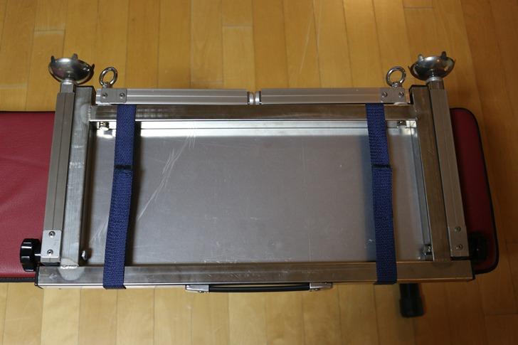 피쉬파워 파워스텝 - 발받침, 의자, 밥상으로 사용가능한 다용도 미니발판