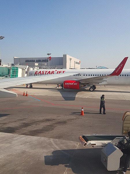 이스타항공 비행기
