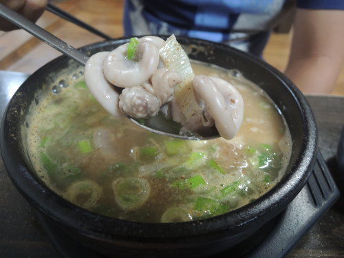 김제먹거리 피순대 막창 국밥맛집 원조시골집