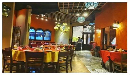코타키나발루 인도 식당