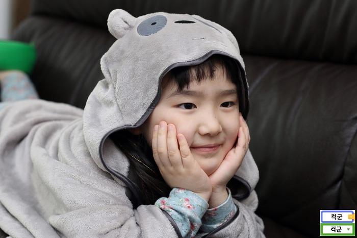 아동용 어린이 후드담요 추천,캐릭터 수면잠옷