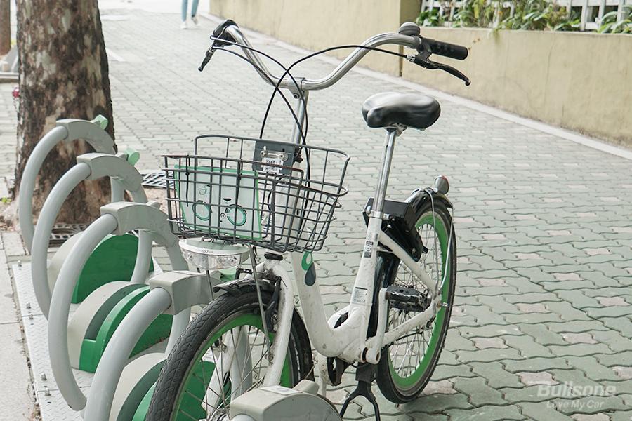 따릉이 공공자전거 서울자전거 자전거대여