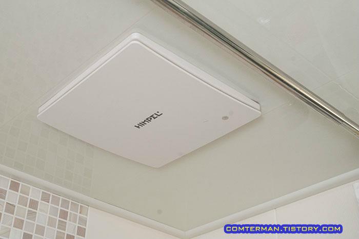 힘펠 욕실 환풍기 HV3-120