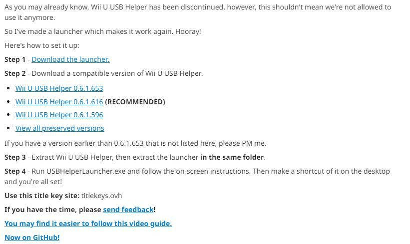 wii u title keys usb helper download