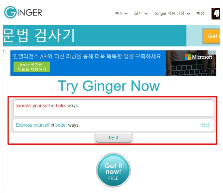 ginger now