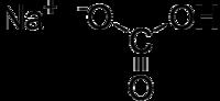 탄산 수소 나트륨 화학식