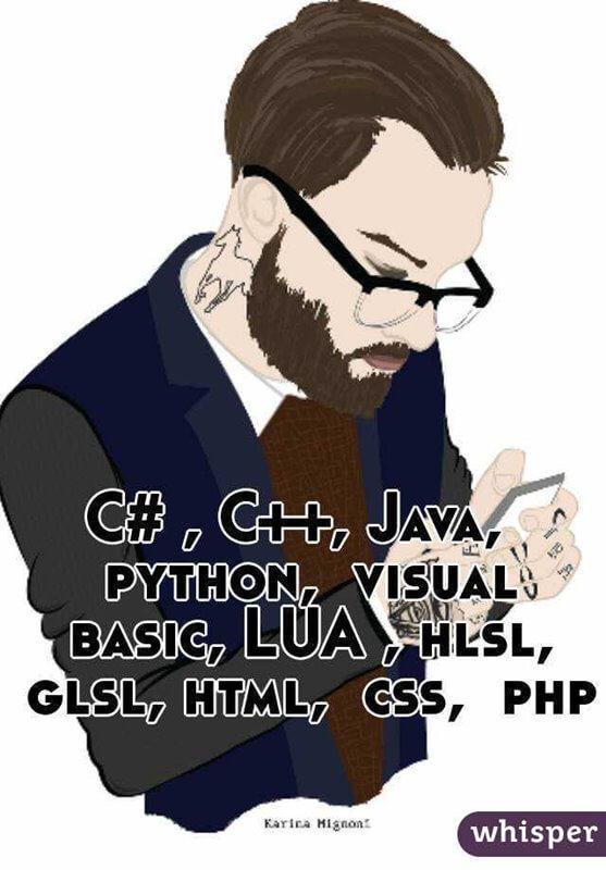 프로그래머 언어 선택 고민