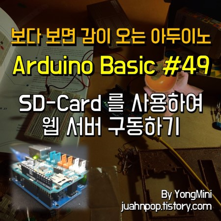 Arduino SD-Card WEb Server