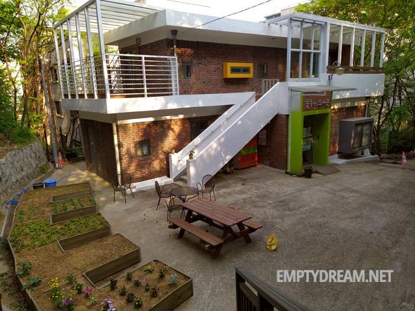 천장산 하늘길, 산림과학원 이문어린이도서관 코스 산책로 탐방