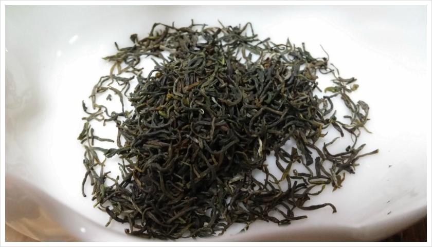 Korean Green Tea & Grades Teuk Ujeon