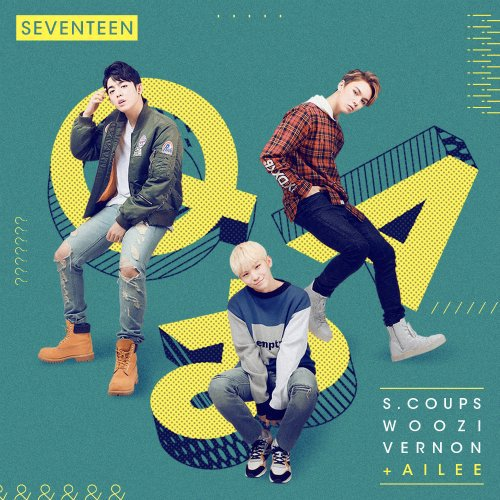SEVENTEEN, Ailee – Q&A Lyrics [English, Romanization]