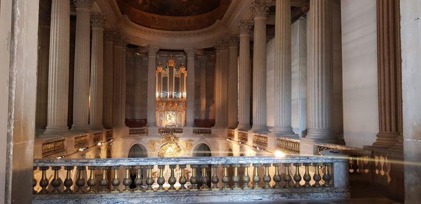 베르사유 궁전 왕실 예배당