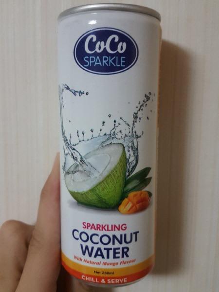 베트남 스파클링 코코넛 워터