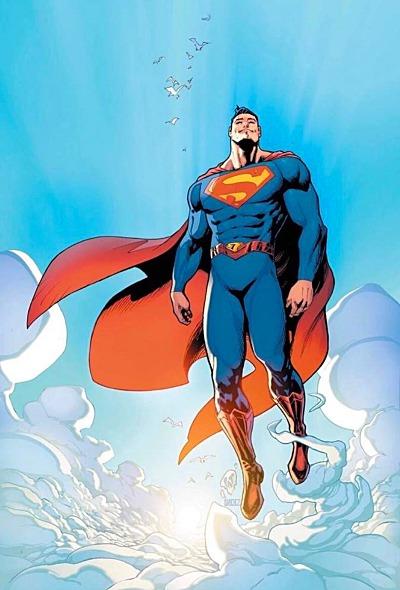 슈퍼맨 티어 등급, dc 히어로 능력 등급