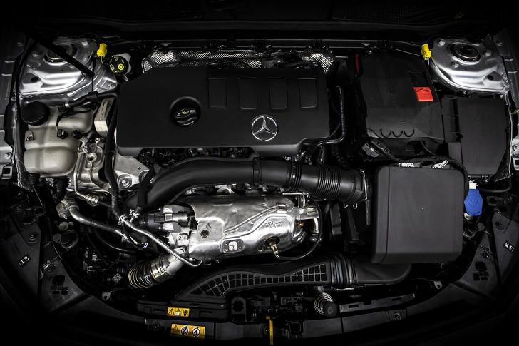 탑재 엔진은 1991cc 직렬 4기통 DOHC 터보 (224ps / 5500rpm, 350Nm / 1800~4000rpm).