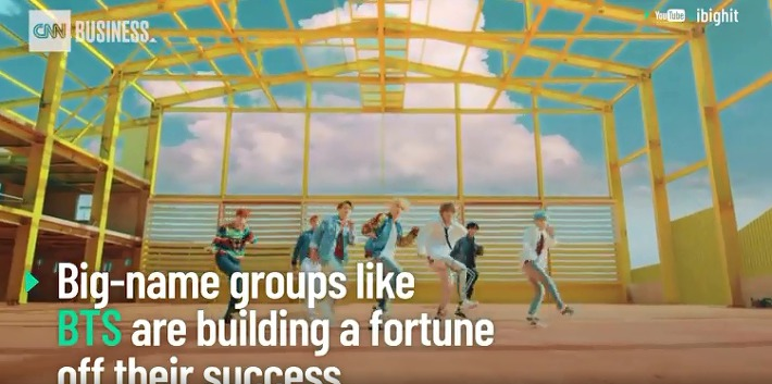 Cnn Vi K Pop Group Bts Takes – Tipmyshow