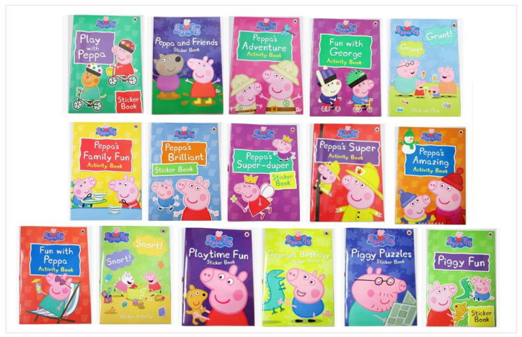 46. peppa pig-Book-history