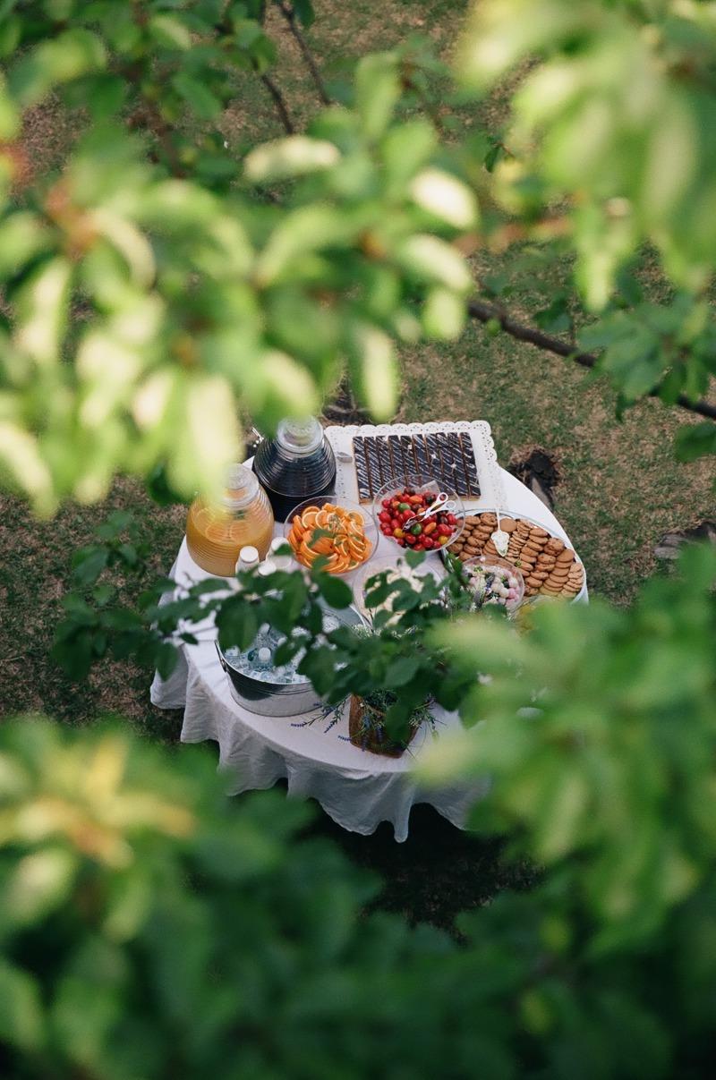결혼식 음식