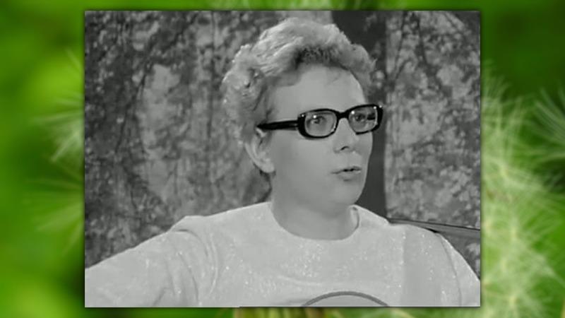 사진: 수녀를 그만 두고 본명으로 다시 가수 활동을 시작한 자닌 데케르의 모습.