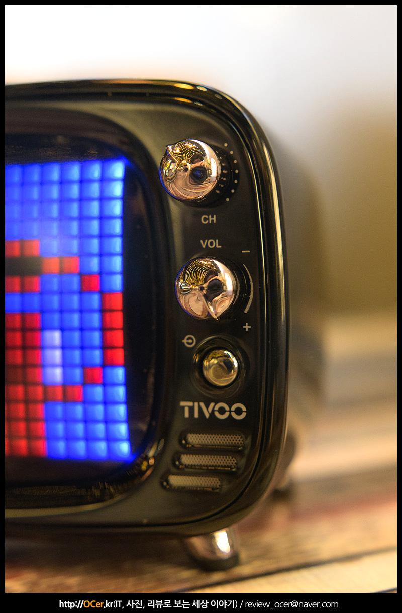 DIVOOM, IT, LED 블루투스스피커, TV, 가우넷, 도트아트, 디붐 티부, 리뷰, 블루투스스피커, 픽셀아트, 픽셀아트 디자인
