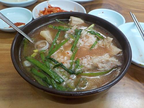 부산 수요미식회 돼지국밥 맛집 할매국밥